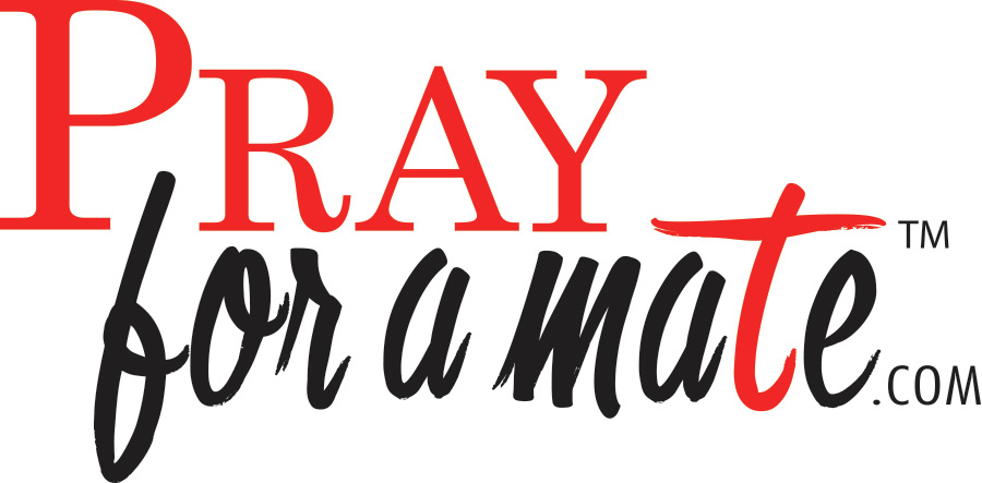 Pray for a Mate Logo