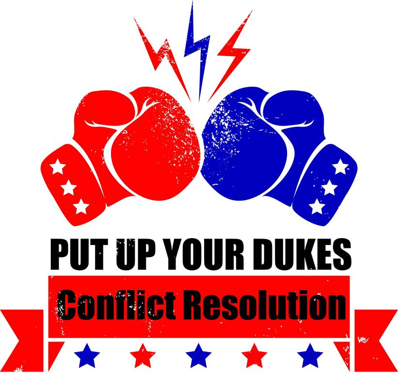 Put Up Your Dukes Logo